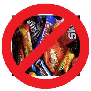 no-candy